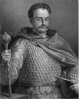 Portrait de Stanisław Jan Jabłonowski (1634 - 1702)