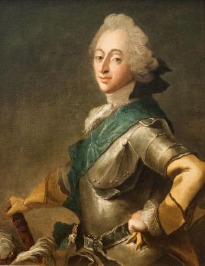 Portrait de Frédéric V de Danemark (1723 - 1766)