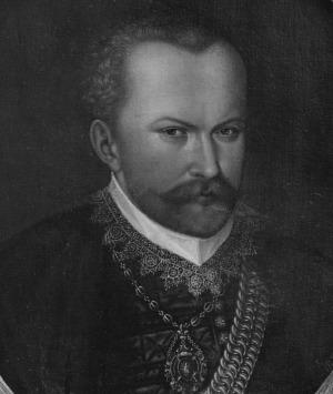 Portrait de Christian I. von Sachsen (1560 - 1591)
