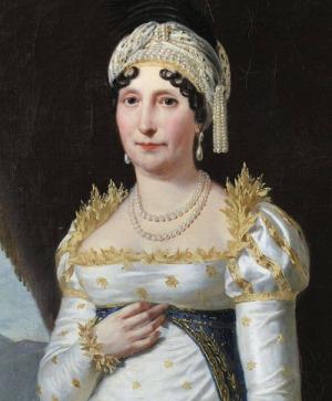 Portrait de Letizia Ramolino (1750 - 1836)