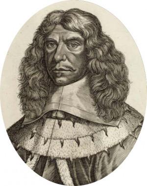 Portrait de Johann Georg II. von Sachsen (1613 - 1680)