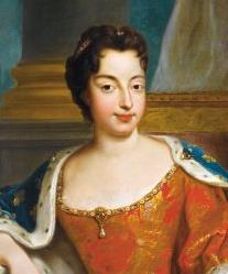 Portrait de Maria-Anna von Wittelsbach (1660 - 1690)