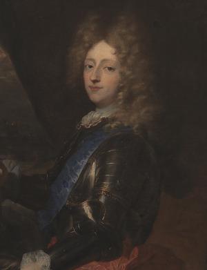 Portrait de Frédéric IV de Danemark (1671 - 1730)