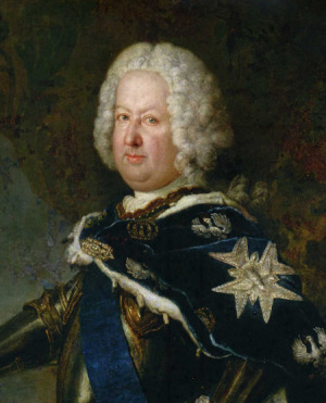 Portrait de Stanisław Leszczyński (1677 - 1766)
