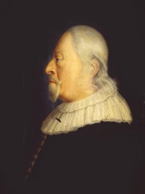 Portrait de Anton Günther von Oldenburg (1583 - 1667)