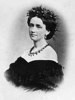 Portrait de Luise von Hessen-Kassel (1817 - 1898)