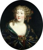 Portrait de Maria-Teresa von Habsburg