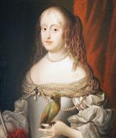 Portrait de Sophia von Braunschweig-Lüneburg