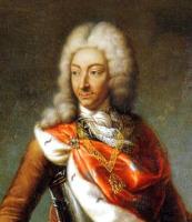 Portrait de Vittorio-Amedeo di Savoia