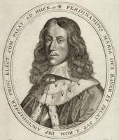 Portrait de Ferdinand Maria von Wittelsbach