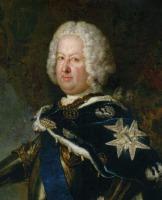 Portrait de Stanisław Leszczyński